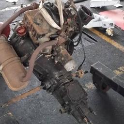 Engine, original