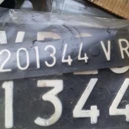 Original Verona License Plates