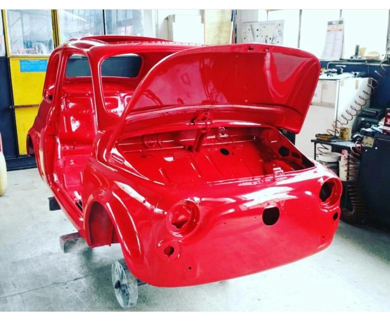 1968 Fiat 110F Berlina 500